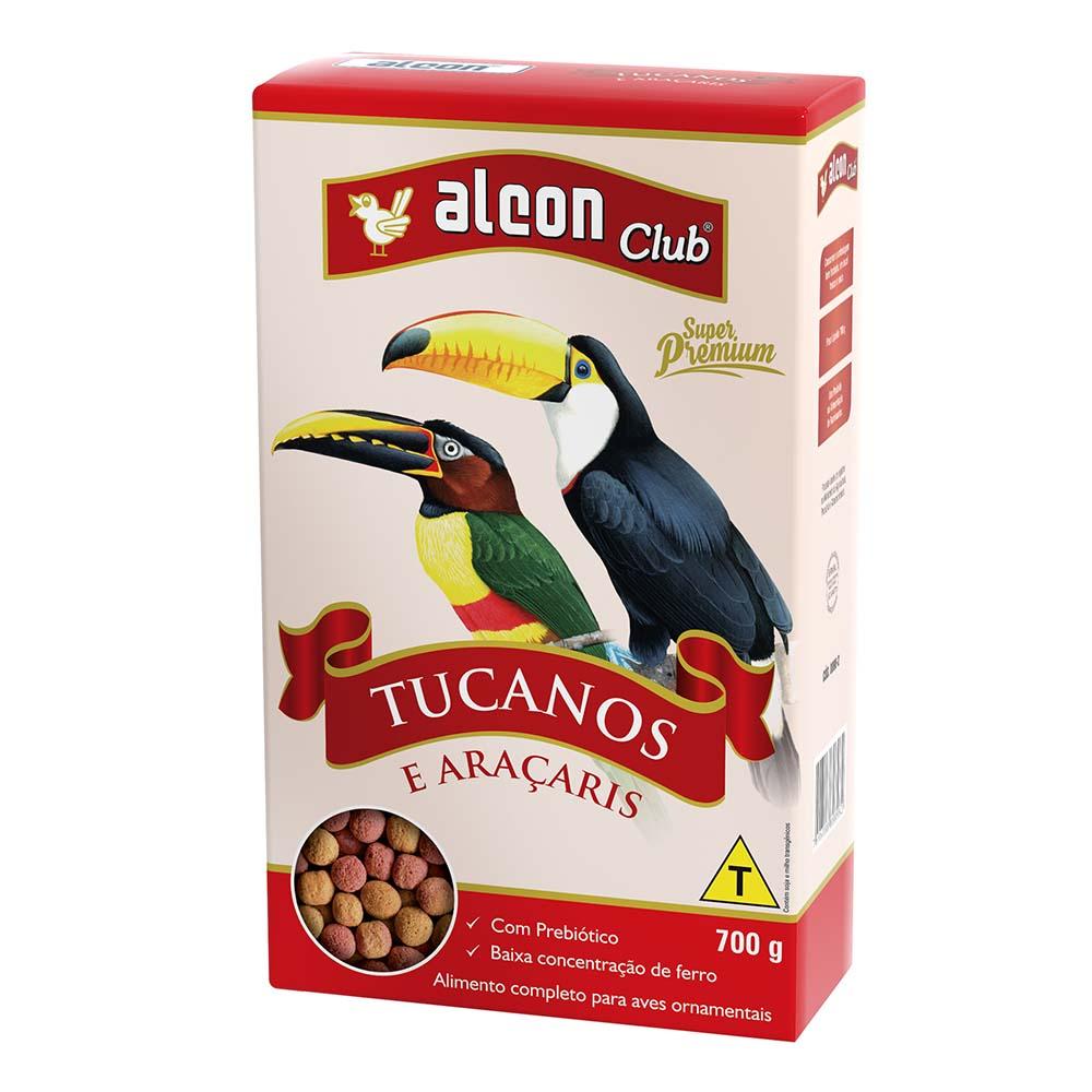 Alcon Club Tucanos - Araçaris - 700g