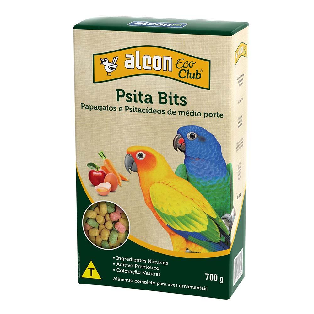 Alcon Eco Club Psita Bits - 700g