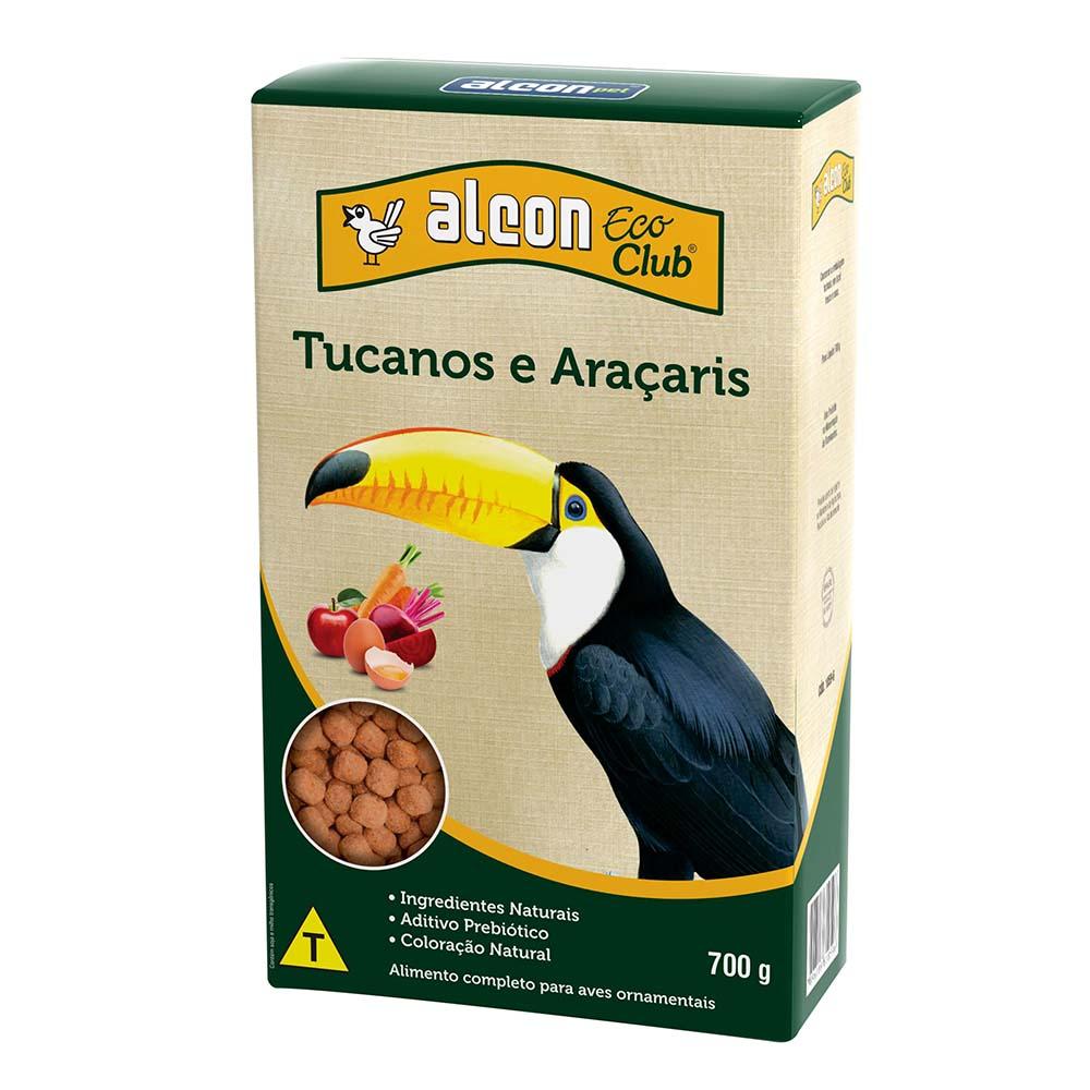 Alcon Eco Club Tucanos e Araçaris - 700g