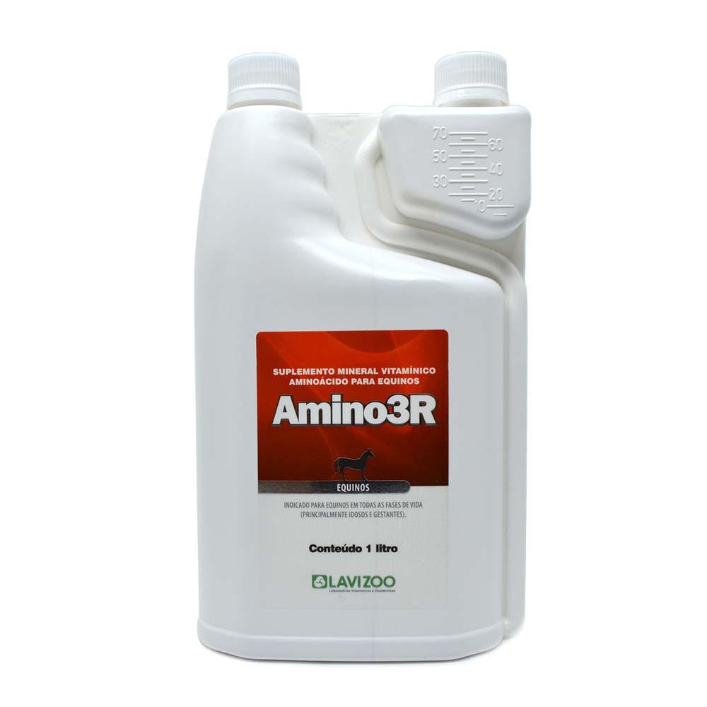 Amino 3R - (Antigo Aminostress) - 1 litro