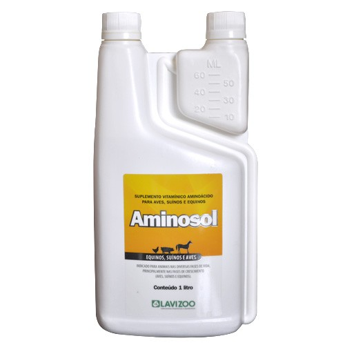Aminosol - 1litro