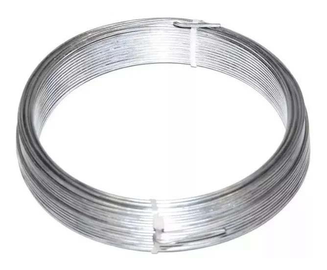 Arame Aço Inox - Rolo com 1kg - 1.2mm