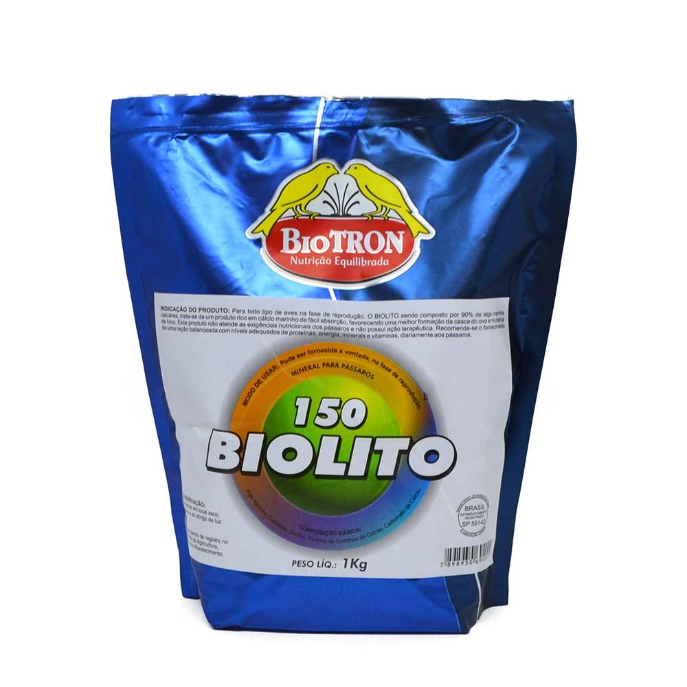 Biolito - 150 - Mineral com Algas Marinhas - 1kg