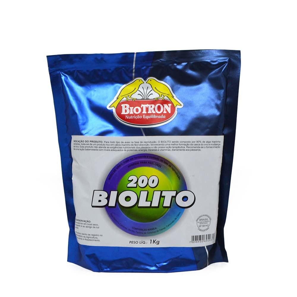 Biolito - 200 - Mineral com Algas Marinhas - 1kg