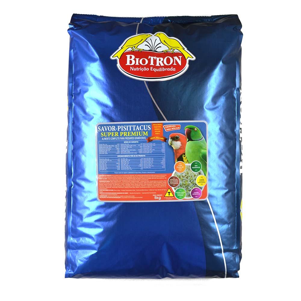 Biotron Farinhada Savor-Pisittacus - 5kg
