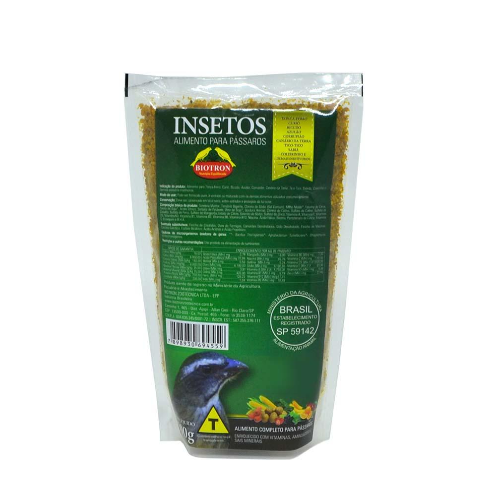 Biotron Insetos - 300g