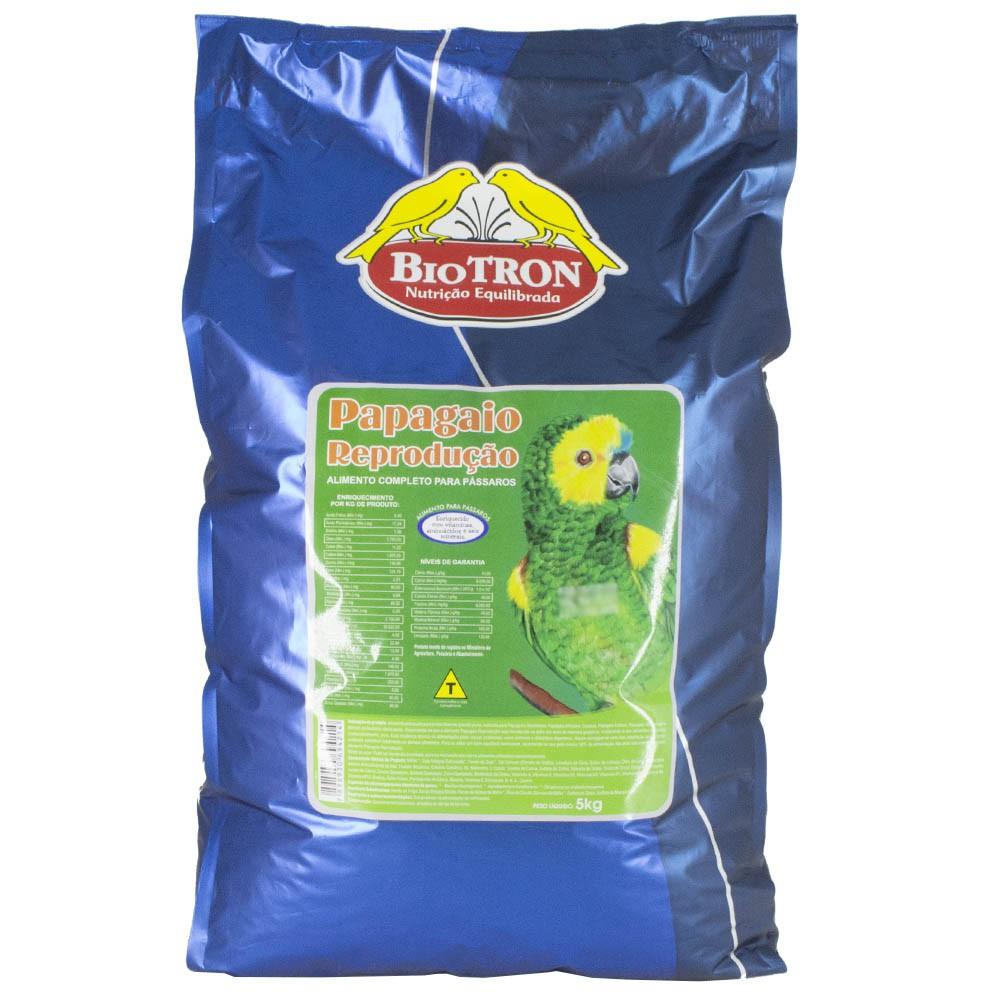Biotron Papagaio Reprodução - 5kg