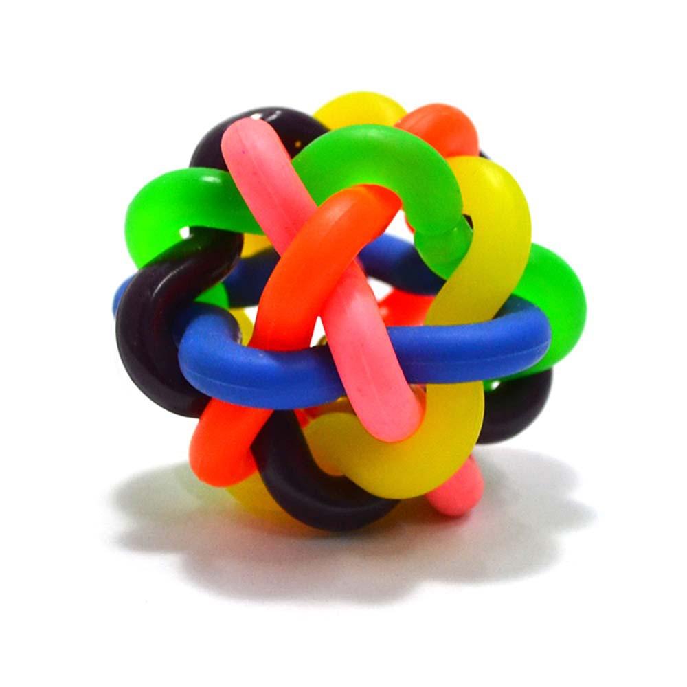 Brinquedo Bola Sino - Estimulador Pés e Bicos