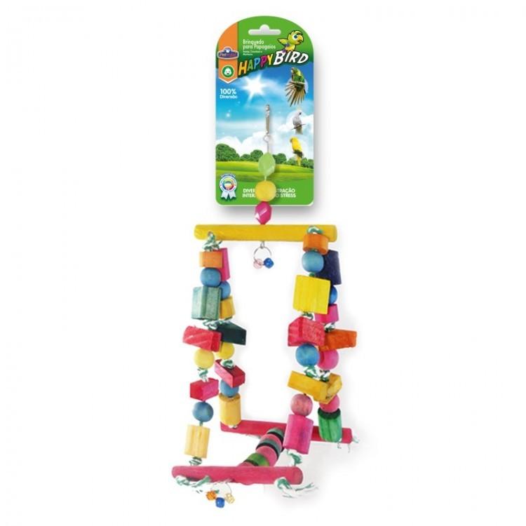Brinquedo Papagaio Balanço Gangorra