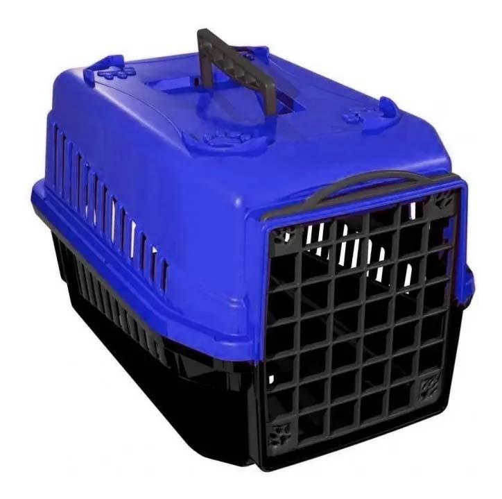 Caixa plástica para transporte de animais