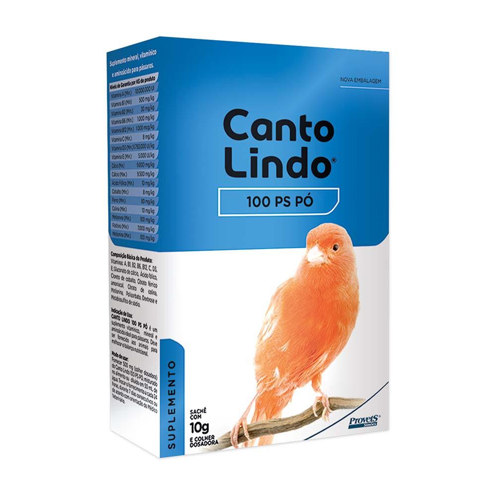 Cantolindo 100 PS pó - 10g