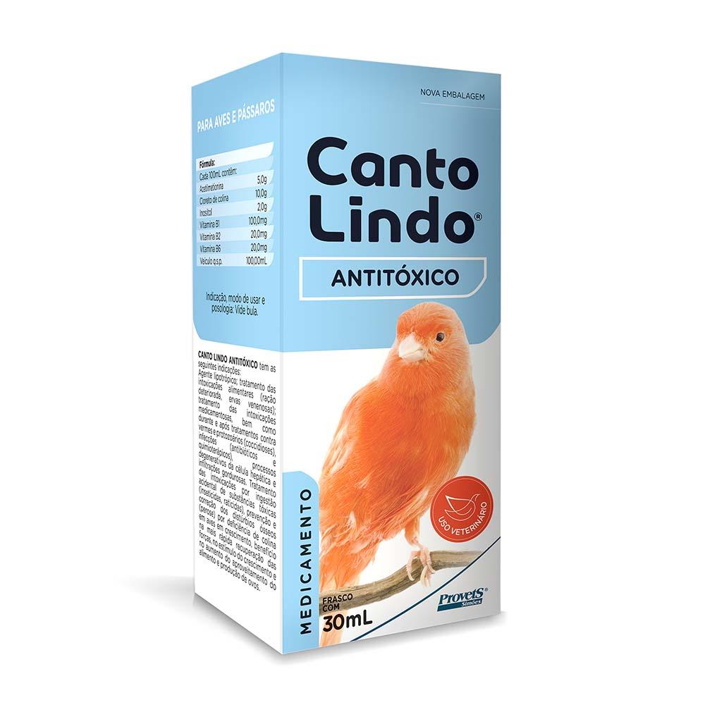 Cantolindo Antitóxico - 30ml