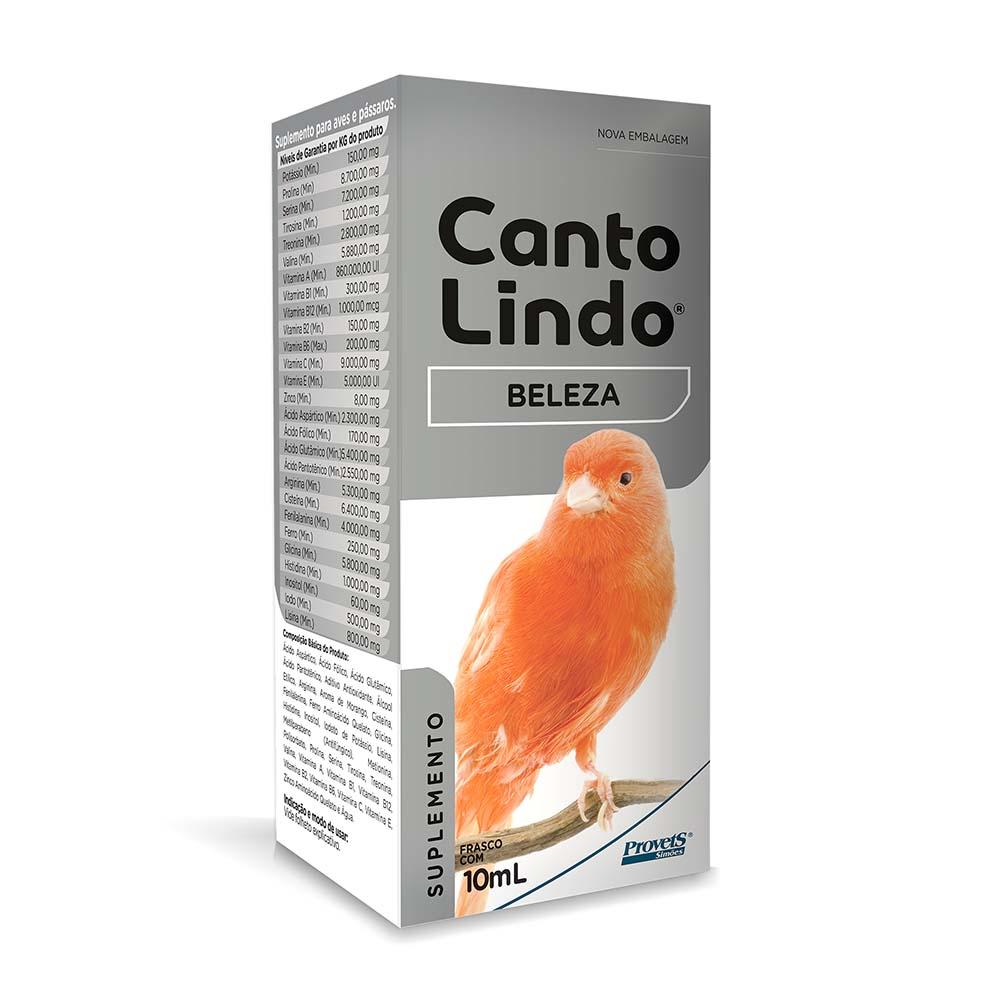 Cantolindo Mais Beleza - 10ml