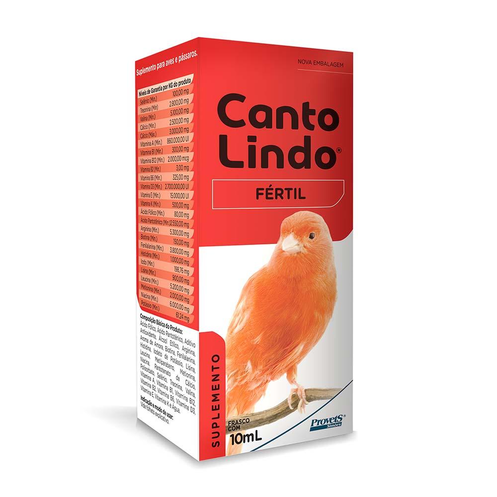 Cantolindo Mais Fértil - 10ml