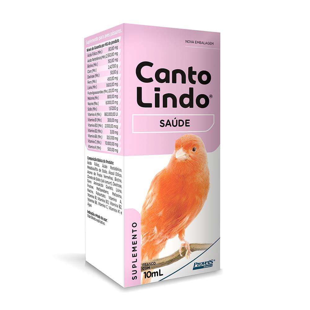 Cantolindo Mais Saúde - 10ml