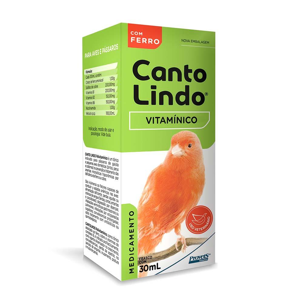 Cantolindo Polivitamínico - 30ml