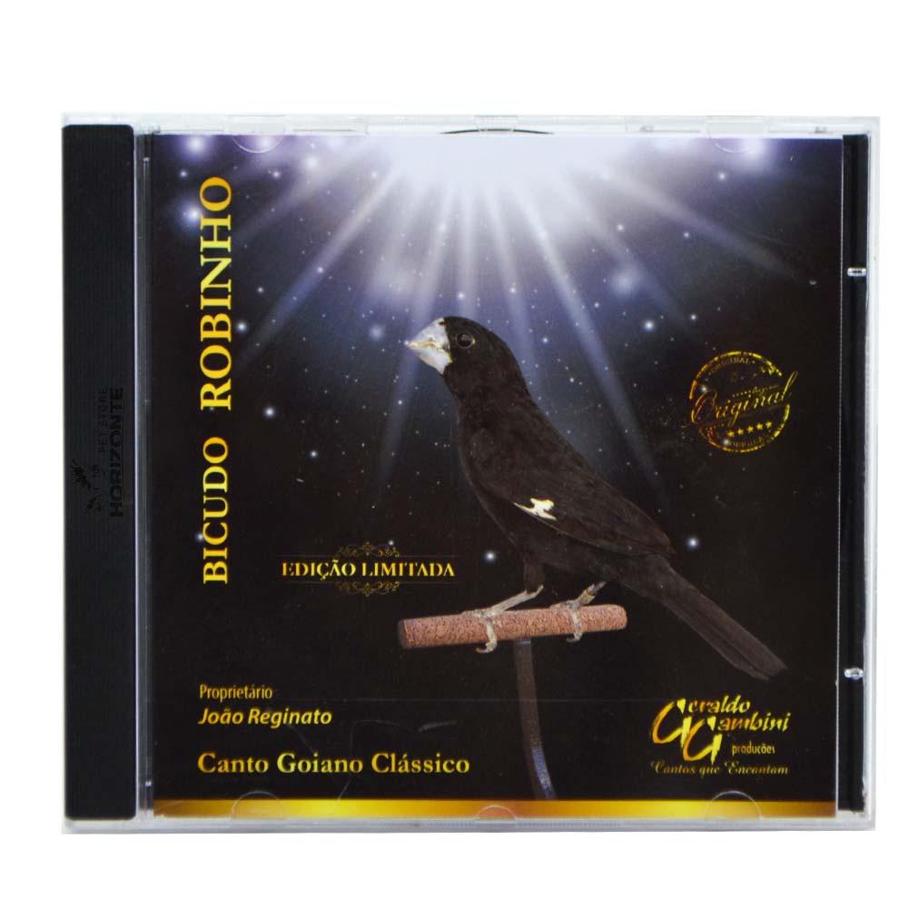 CD - Bicudo Robinho - Edição Limitada