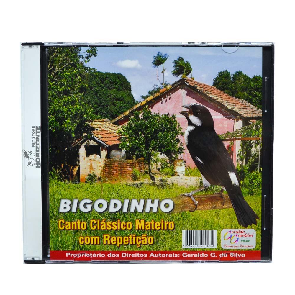 CD - Bigodinho