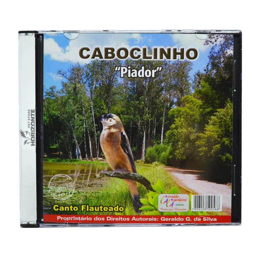 CD - Caboclinho Piador