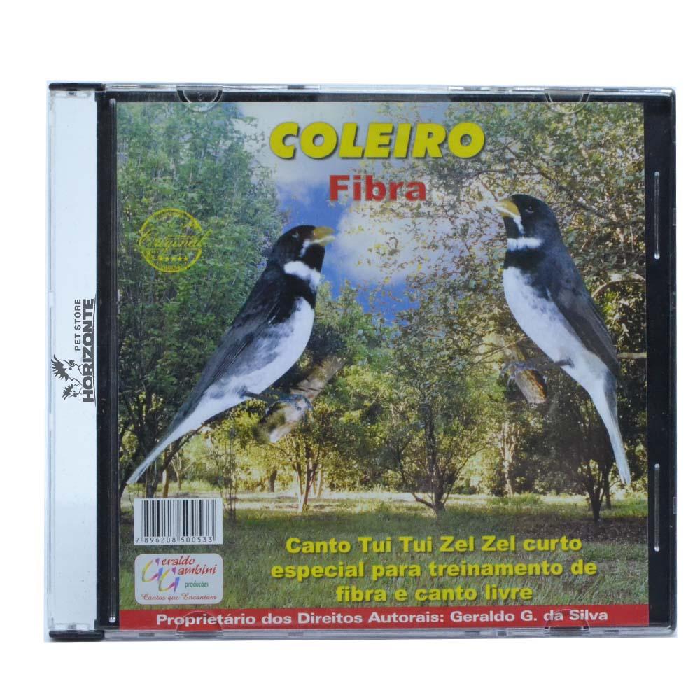 CD - Coleiro - Fibra