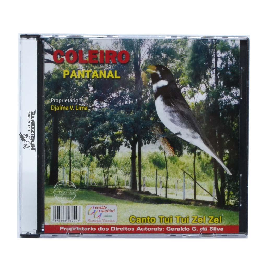 CD - Coleiro - Pantanal