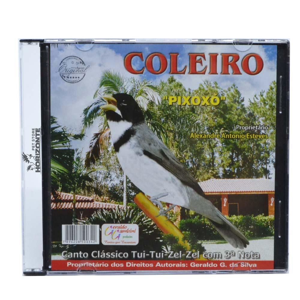 CD - Coleiro - Pixoxó