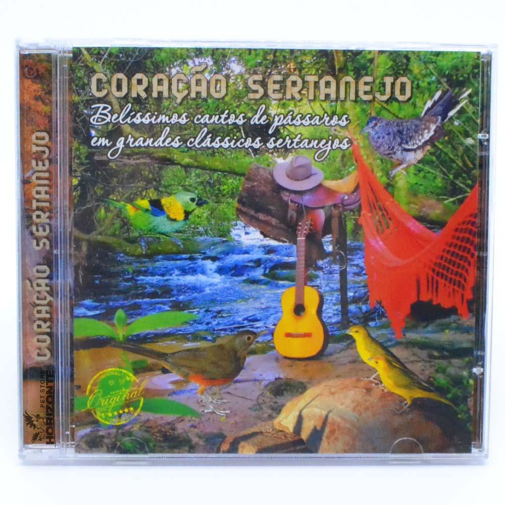 CD - Coração Sertanejo