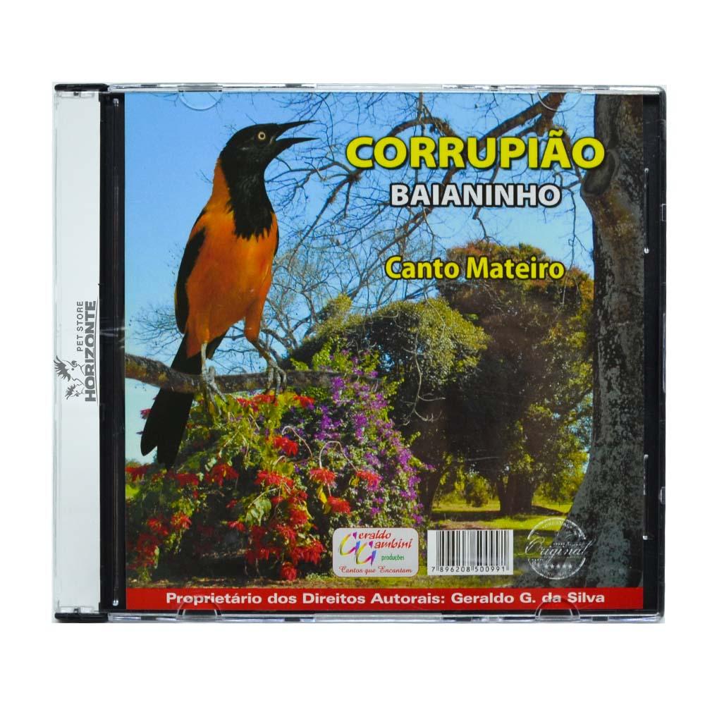 CD - Corrupião - Baianinho