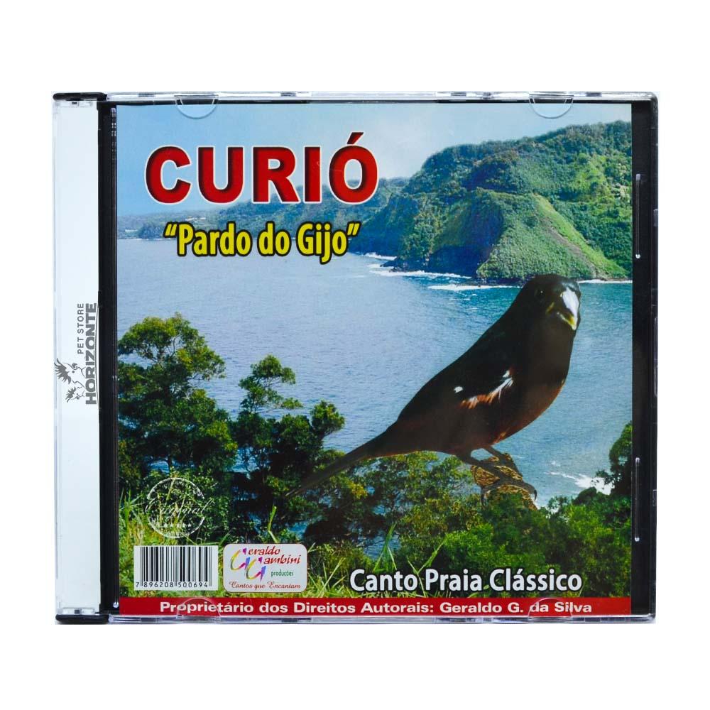 CD - Curió - Pardo do Gijo