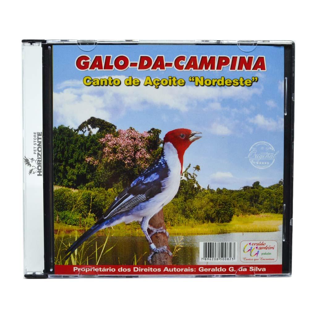 CD - Galo da Campina