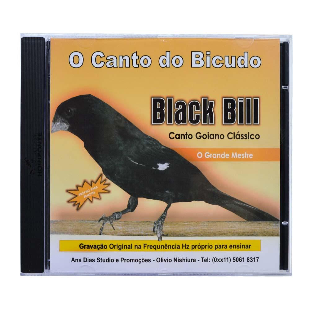 CD - O Canto do Bicudo Black Bill