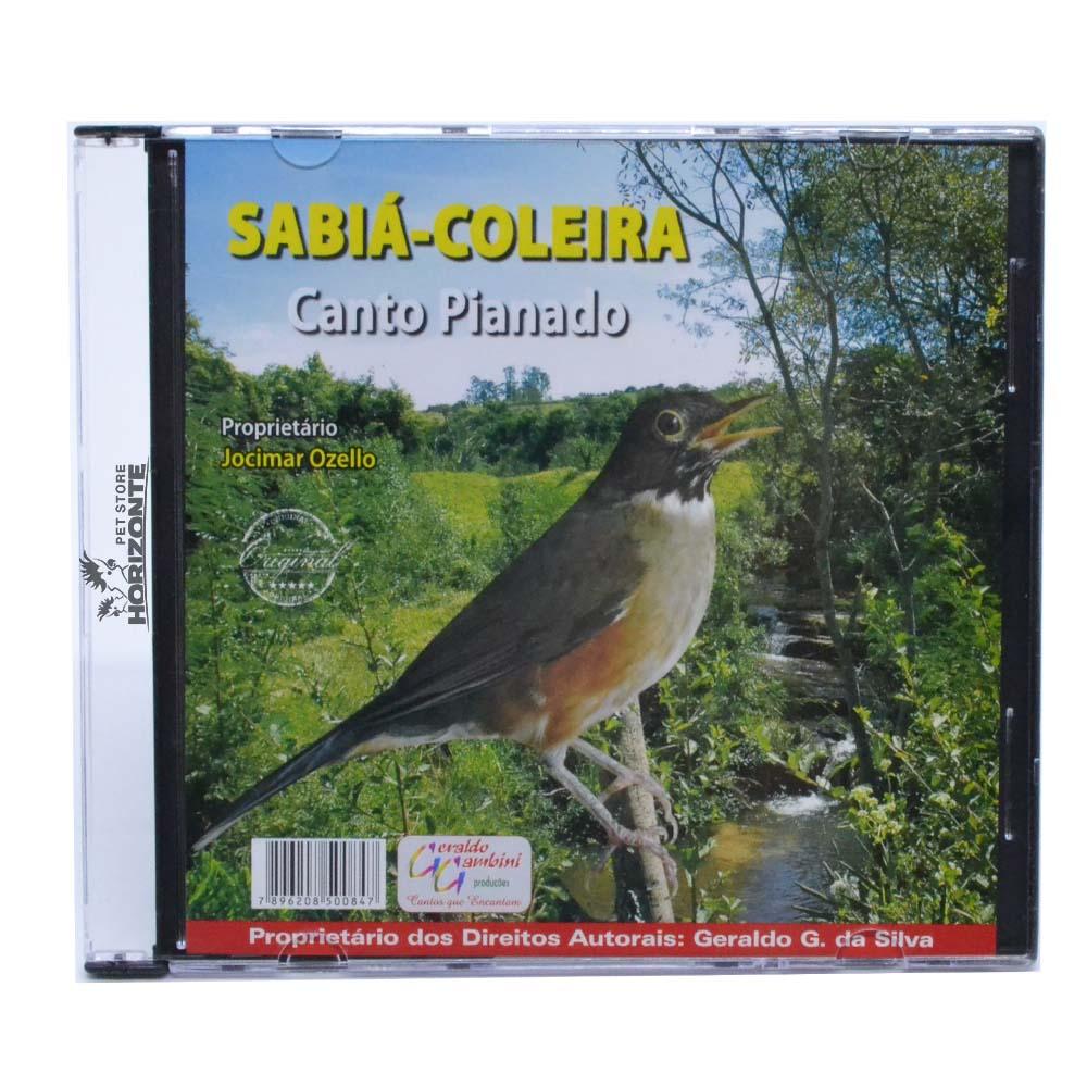 CD - Sabiá Coleira
