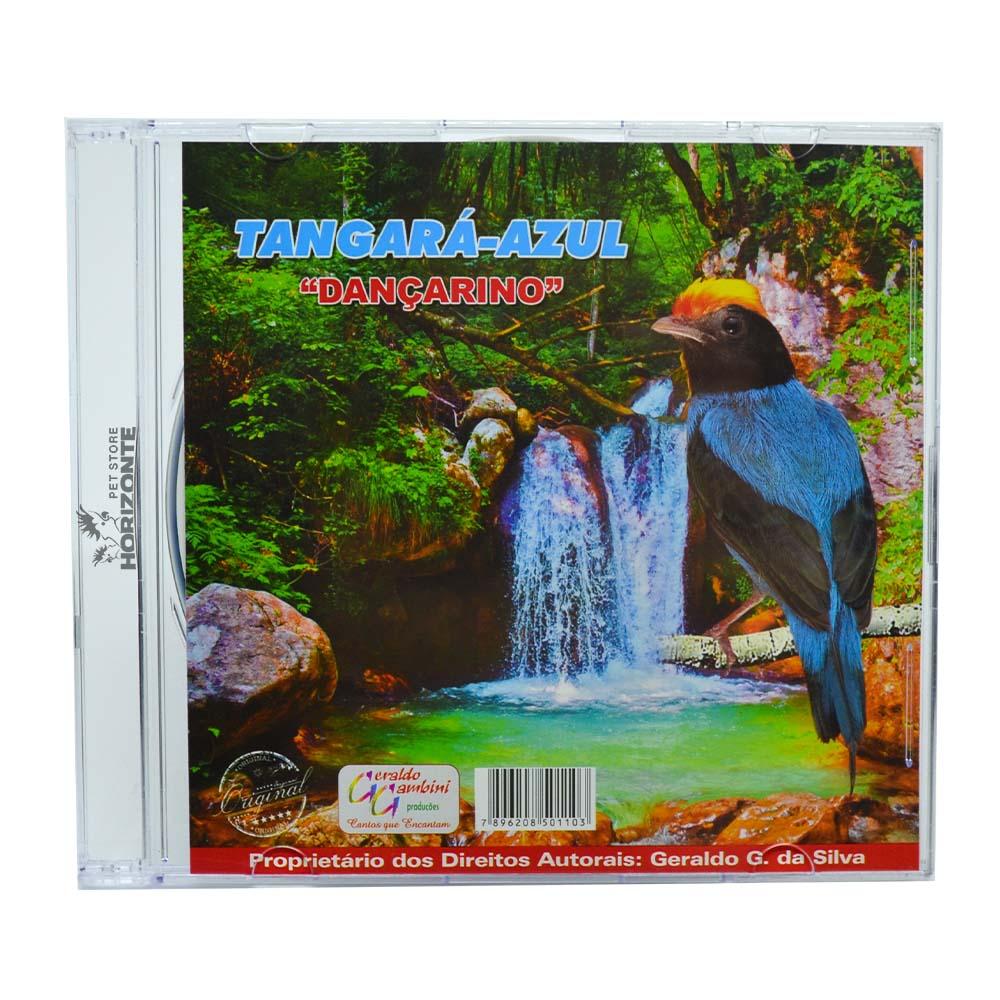 CD - Tangará Azul- Dançarino