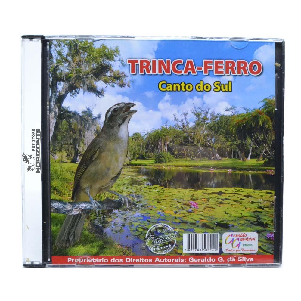CD - Trinca Ferro - Canto do Sul