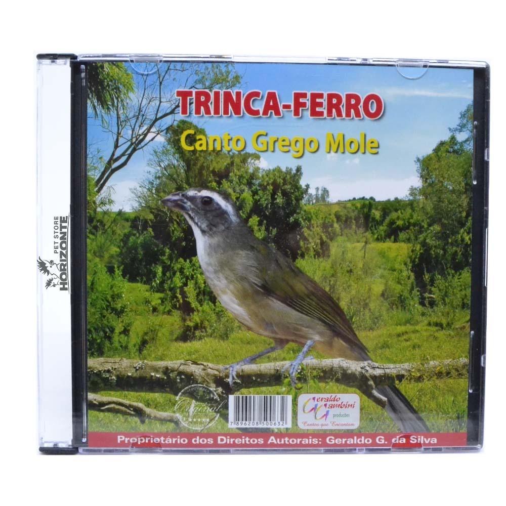 CD - Trinca Ferro - Canto Grego Mole