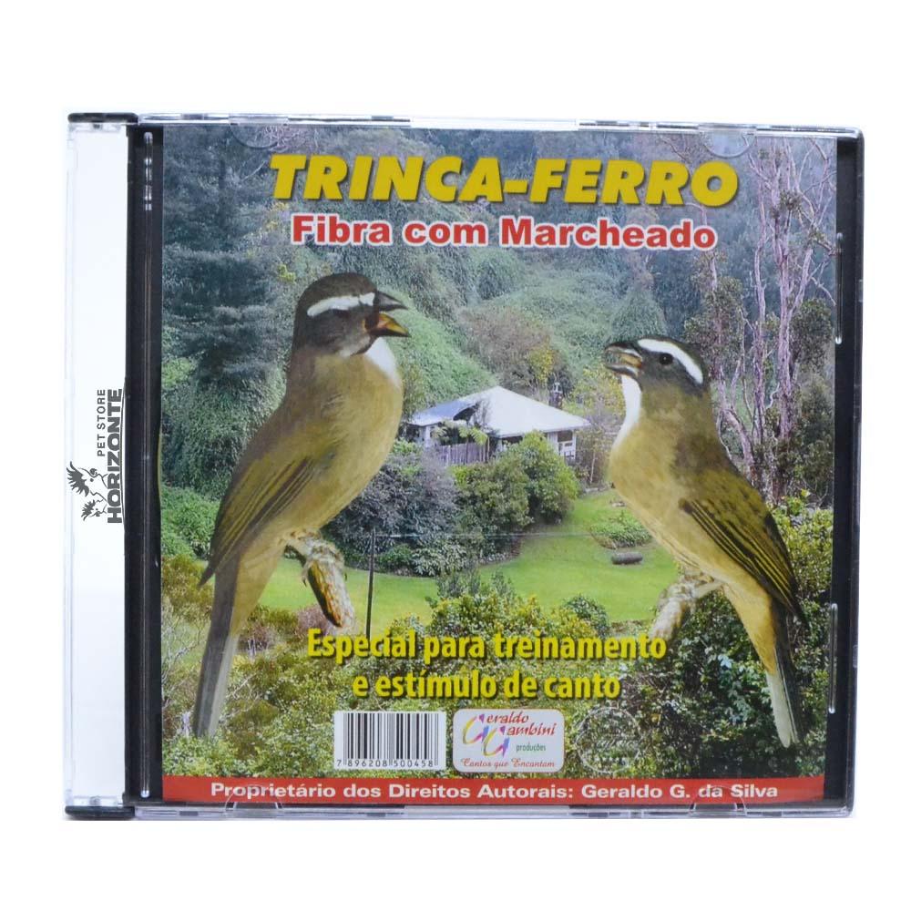 CD - Trinca Ferro - Fibra com Marcheado
