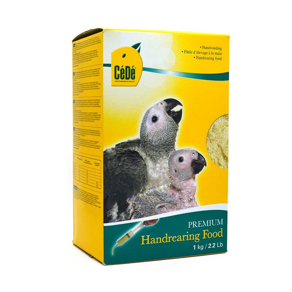 Cédé - Handrearing food 1kg (Papa para Filhotes) - Alimentação à Mão