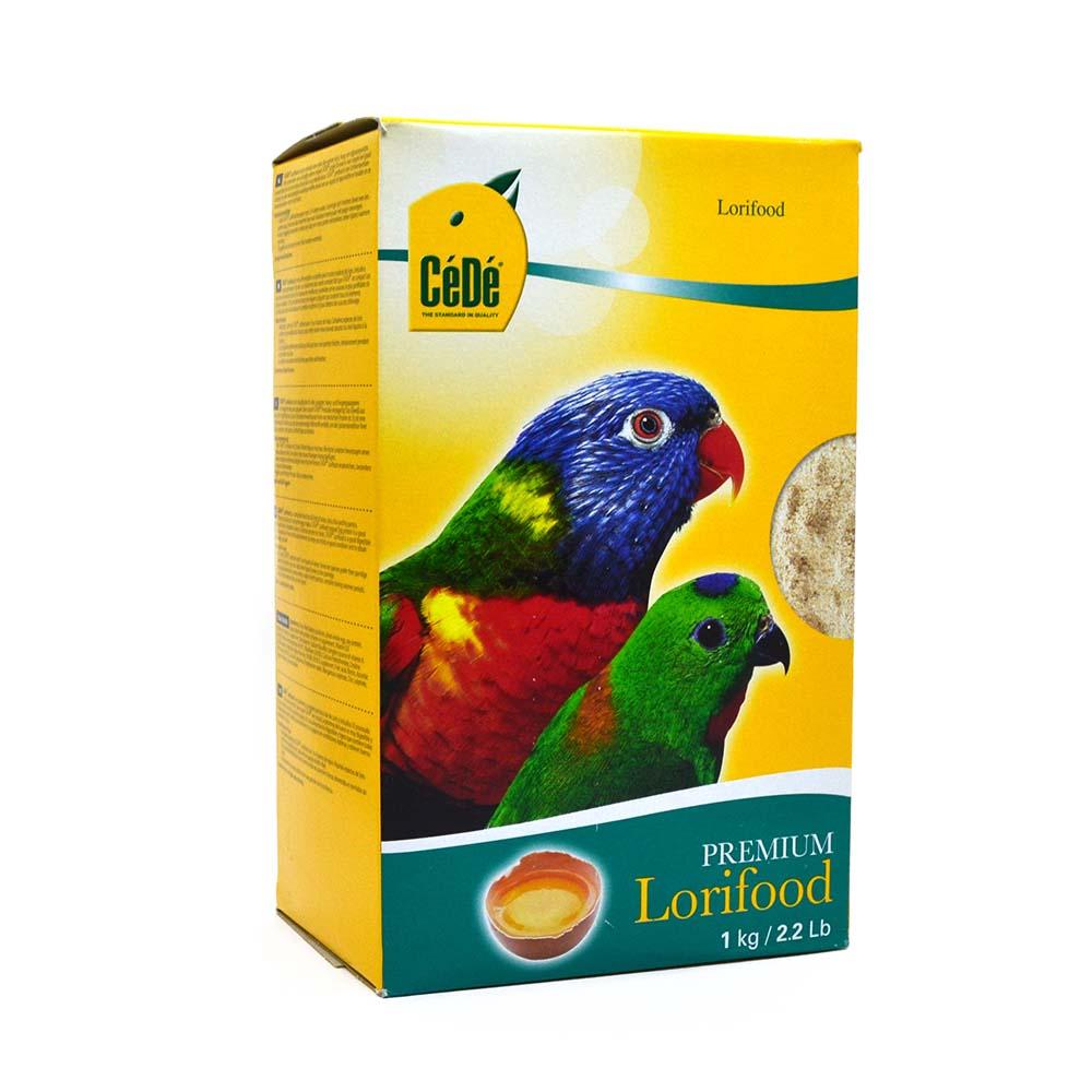 Cédé - Lorifood 1kg (Alimento para Loris)