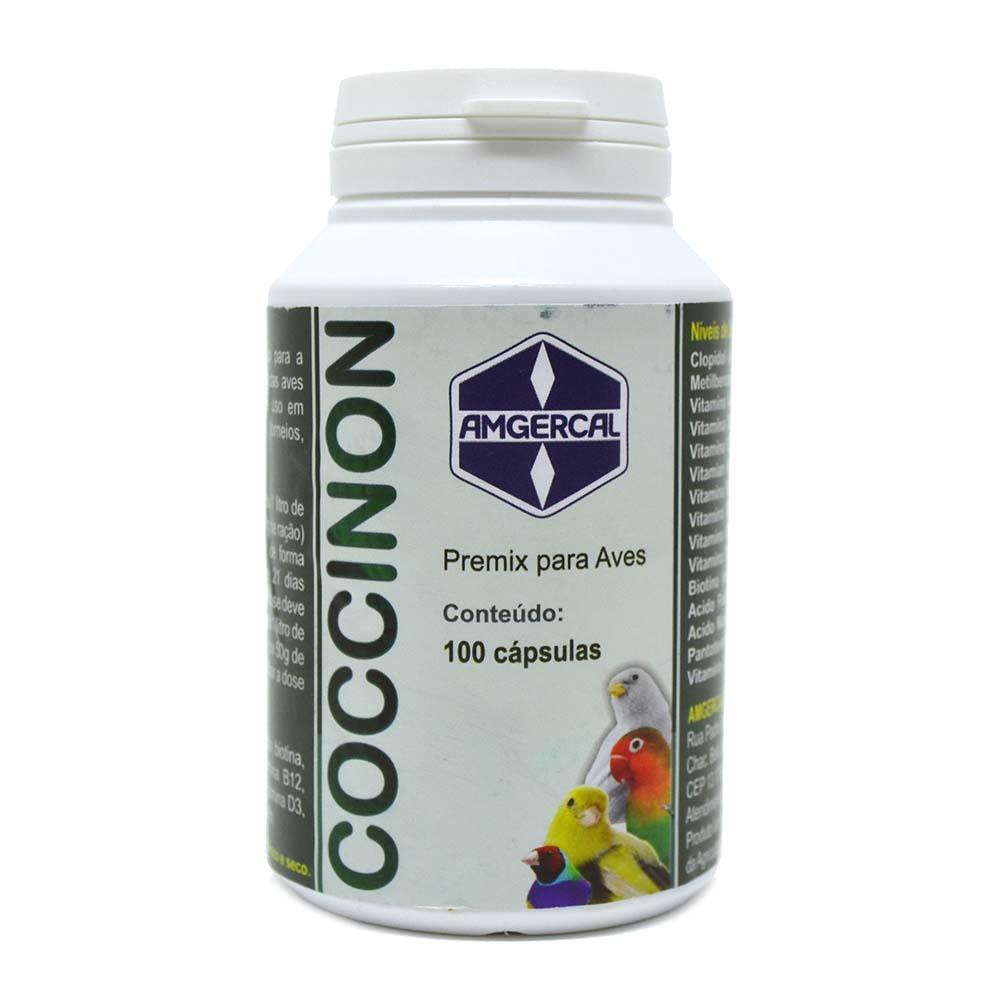 Coccinon Vitasol - 100 cápsulas - 80g