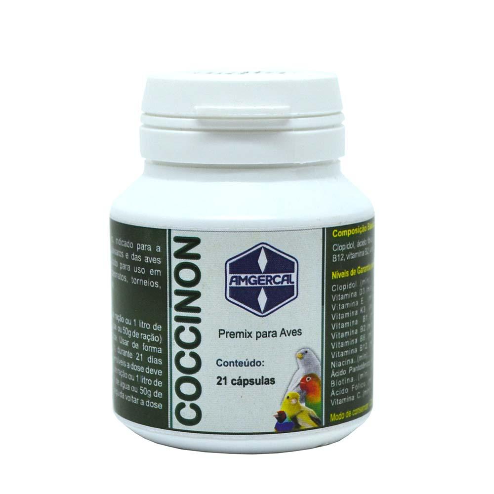 Coccinon Vitasol - 21 cápsulas - 14,7g