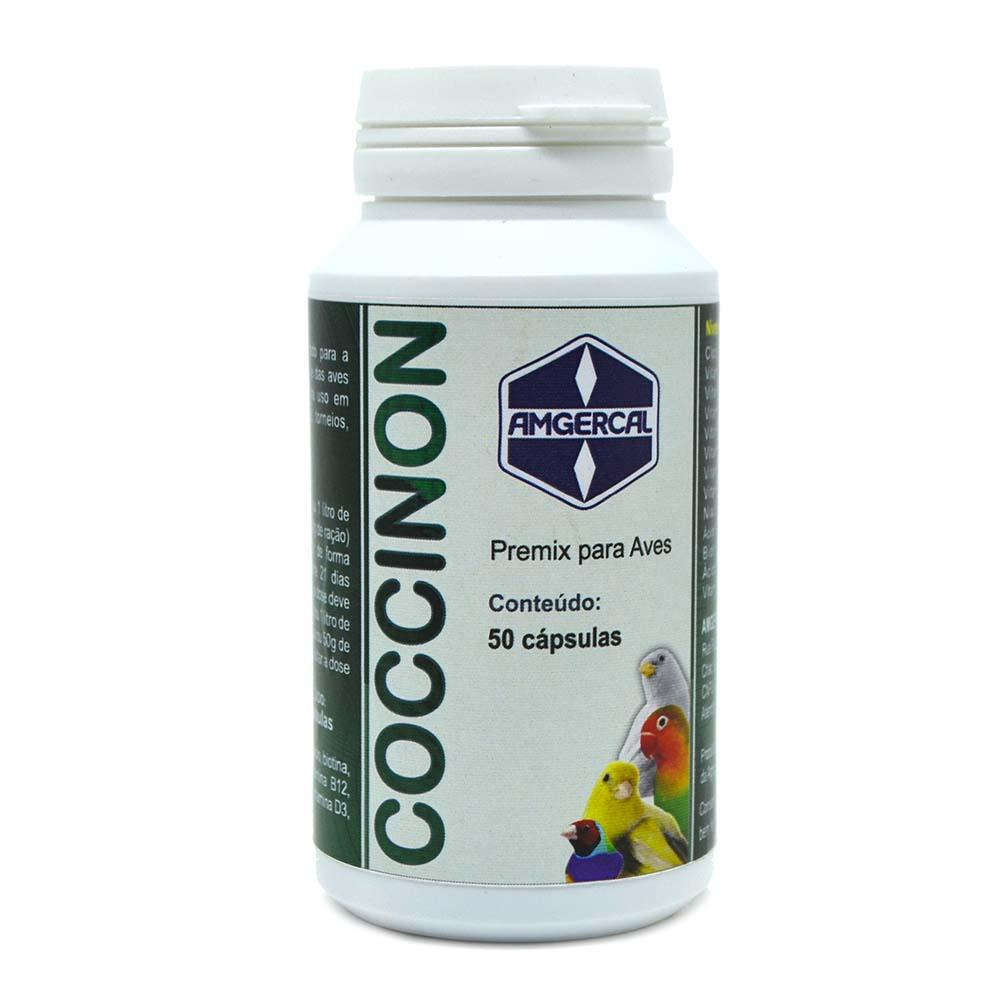 Coccinon Vitasol - 50 cápsulas - 37g