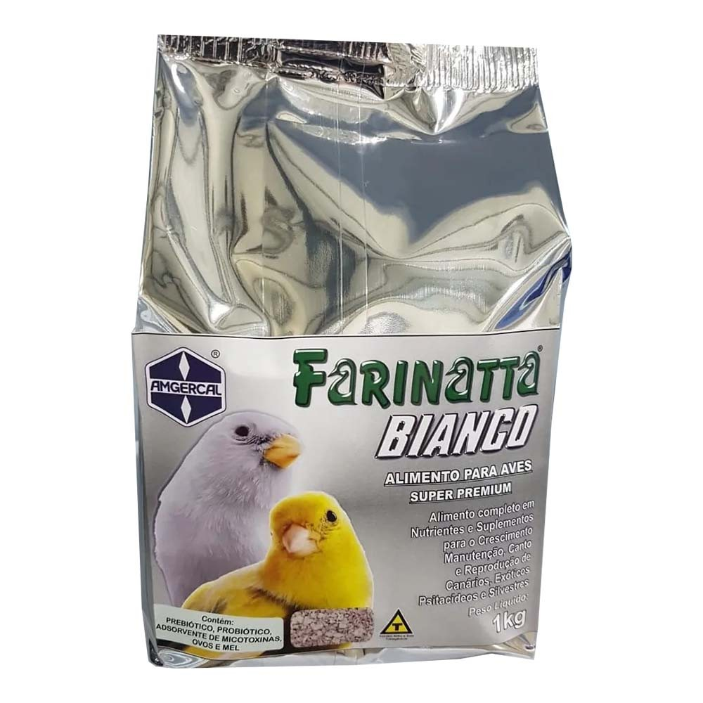 Farinatta Bianco - 1kg