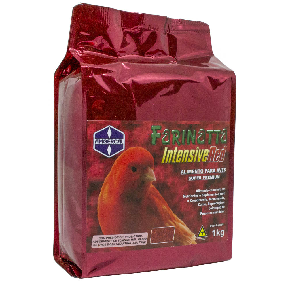 Farinatta Intensive Red - 1kg