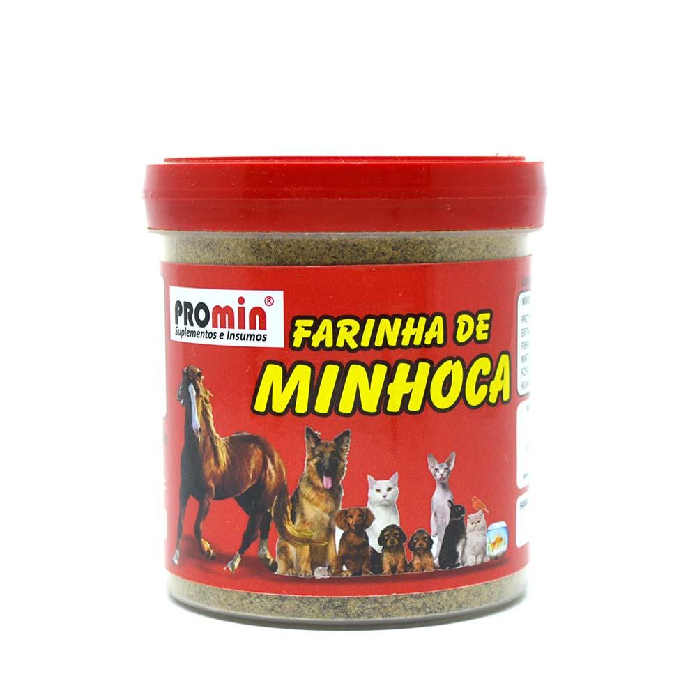 Farinha de Minhoca 100g