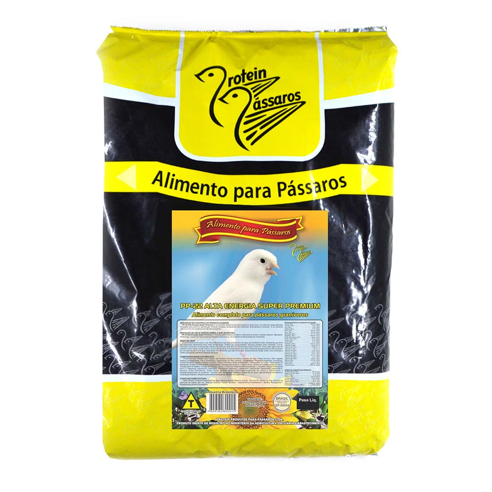 Farinhada PP-22 Alta Energia - Super Premium - 5kg