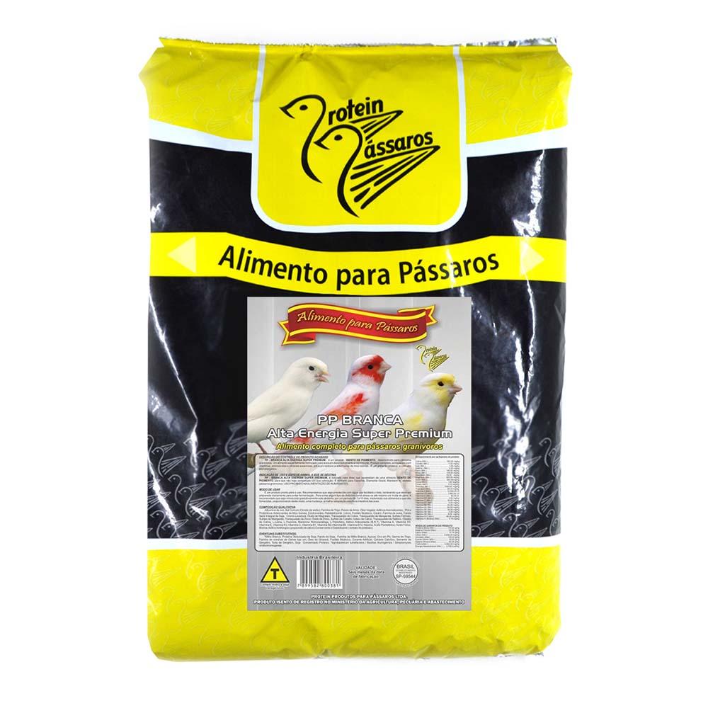 Farinhada PP Branca Alta Energia - Super Premium - 5kg