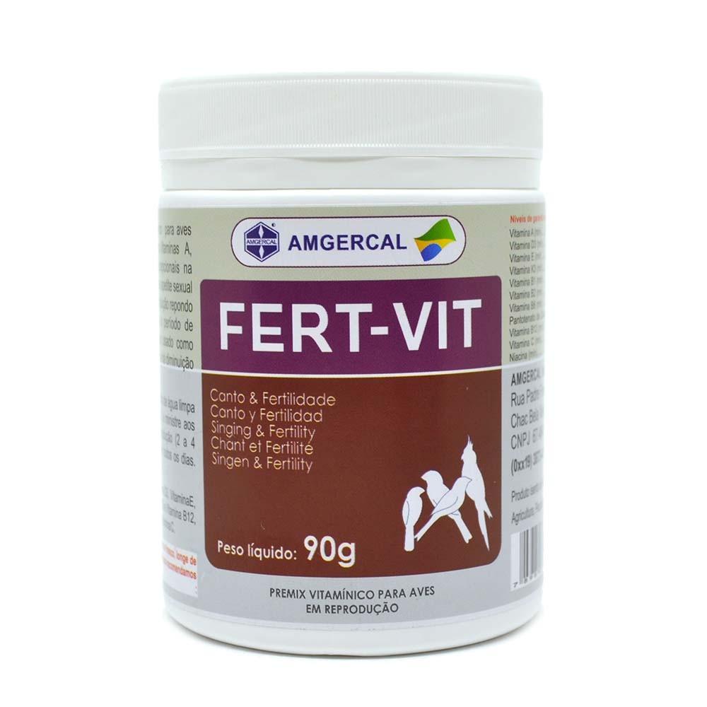 Fert-Vit - Canto e Fertilidade - 90g
