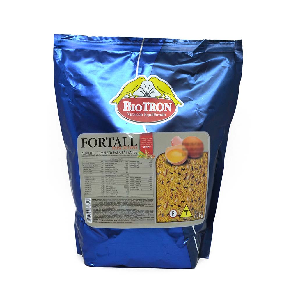 Fortall - Papa de Ovo - 1kg