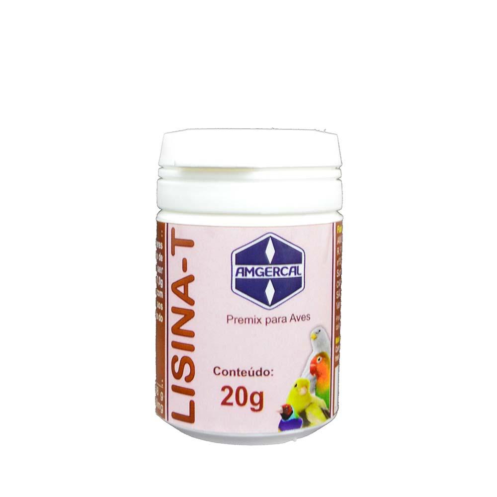 Lisina - Aminoácido - 20g