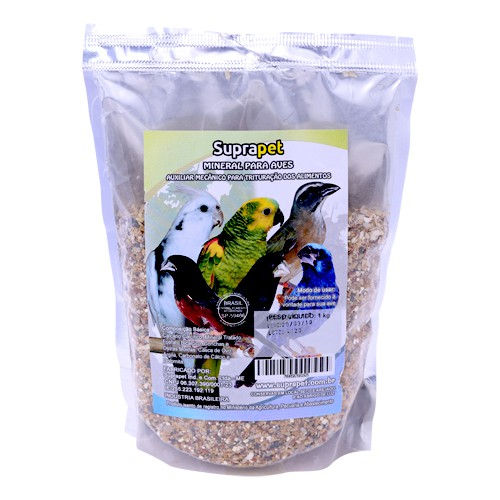 Mineral Premium 1kg - Suprapet